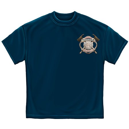 Firefighter American Made T Shirt