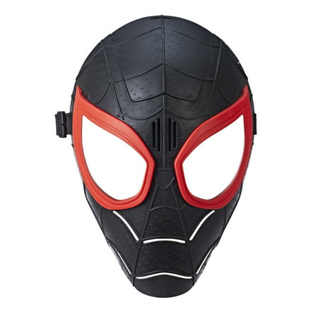 Spider-Man Into the Spider-Verse Miles Morales Hero FX - Amazing Spider Man Mask For Sale