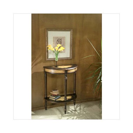 Butler Artist S Originals Small Demilune Console Table And
