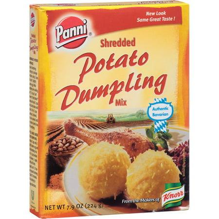 Panni Dumpling (Panni Shredded Potato Dumpling Mix, 7.9 oz, (Pack of 12) )
