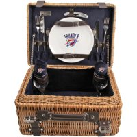 Picnic Time NBA Champion Picnic Basket - Basketball