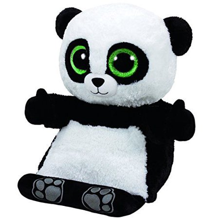 Poo Panda Beanie Boo Tablet Holder Stuffed Animal By Ty 60001