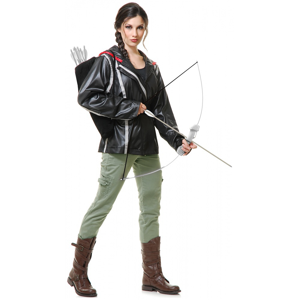 Archer Jacket Adult Costume - X-Small