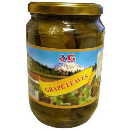Grape Leaves from Bulgaria (VG) 25 oz - Grape Leaf Bowl