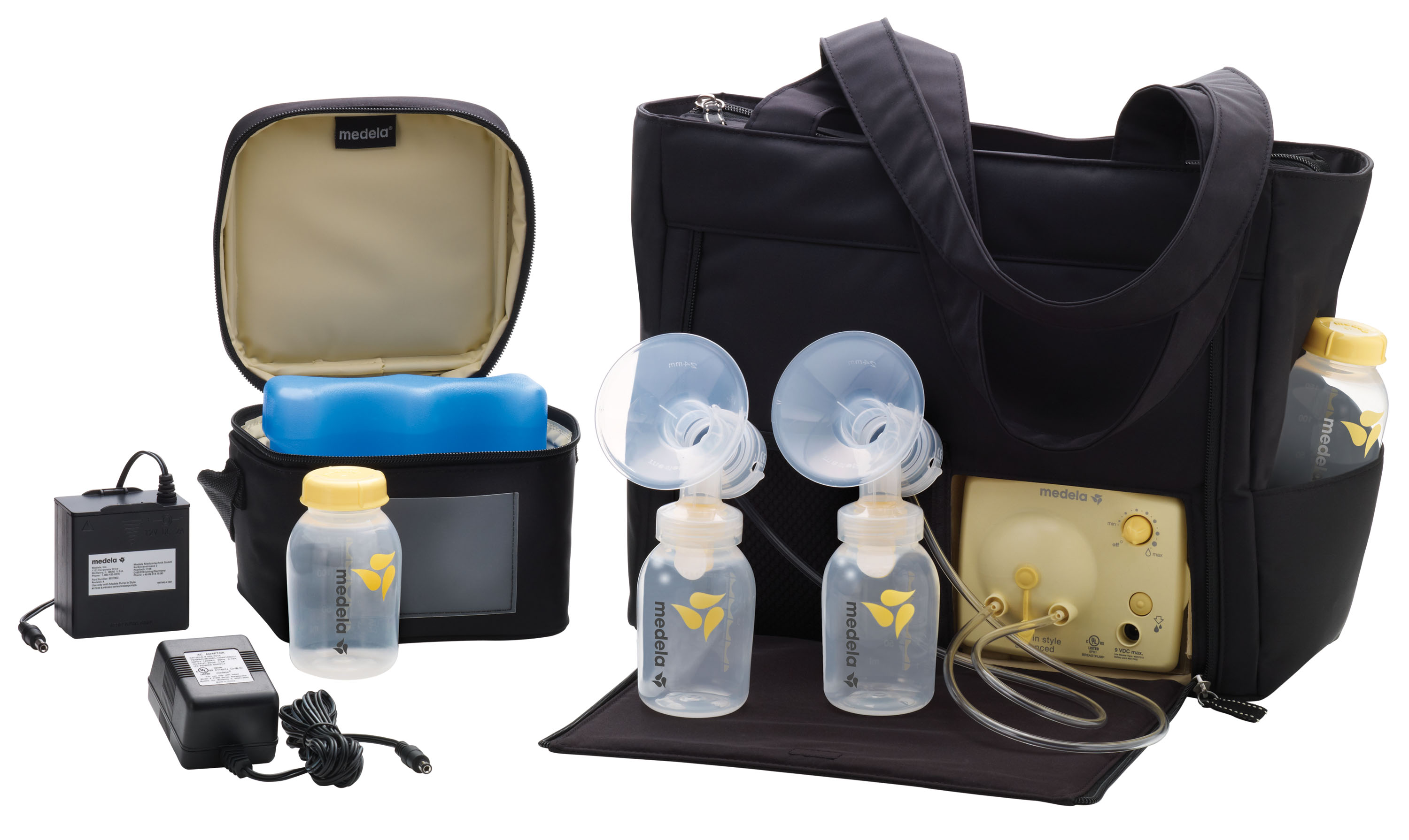 Medela Pump In Style Advanced Double Electric Breast Pump with On-The-Go Tote