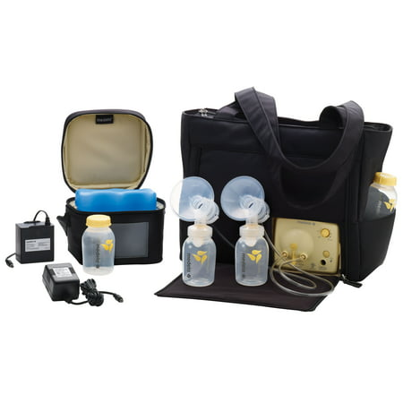 - Medela Pump In Style Advanced Double Electric Breast Pump with On-The-Go Tote