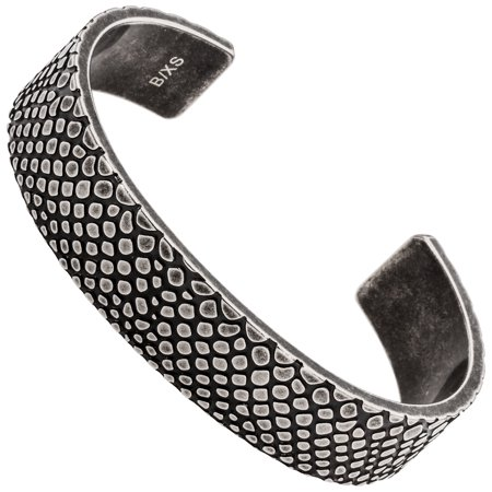 Calvin Klein Jeans Jewelry Scale Black Bracelet