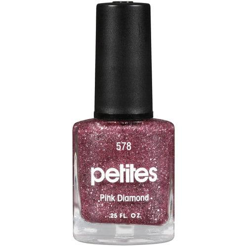 Petites Nail Polish, 578 Pink Diamond
