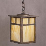 Kichler Alameda Outdoor Pendant Light - 11H in. Canyon View