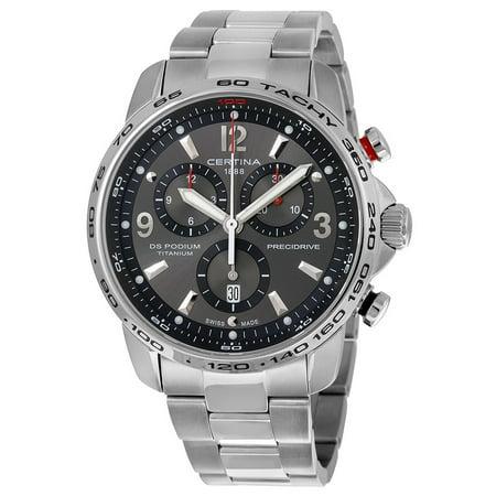 Bug Watch - Certina DS Podium Big Size Chronograph Mens Watch C0016474408700