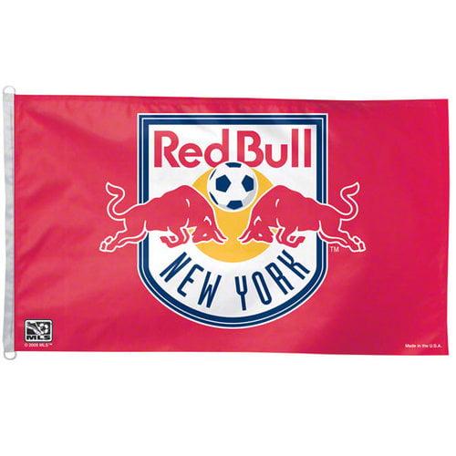 New York Red Bulls 3x5 Flag