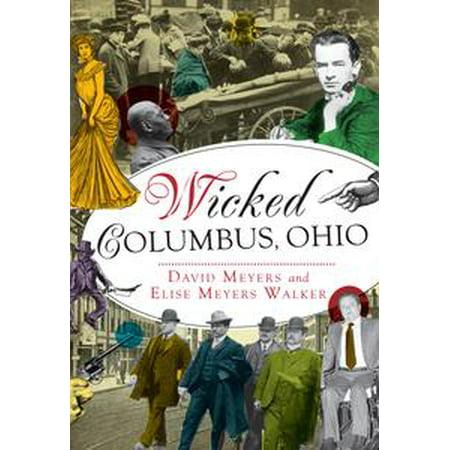 Wicked Columbus, Ohio - eBook