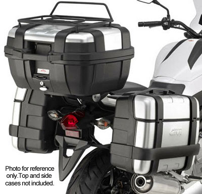GIVI (ジビ) PL1111 Specific Tubular Side Case Holder