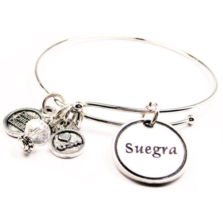 suegra mother in law bangle bracelet fits 75 wrist chubby chico