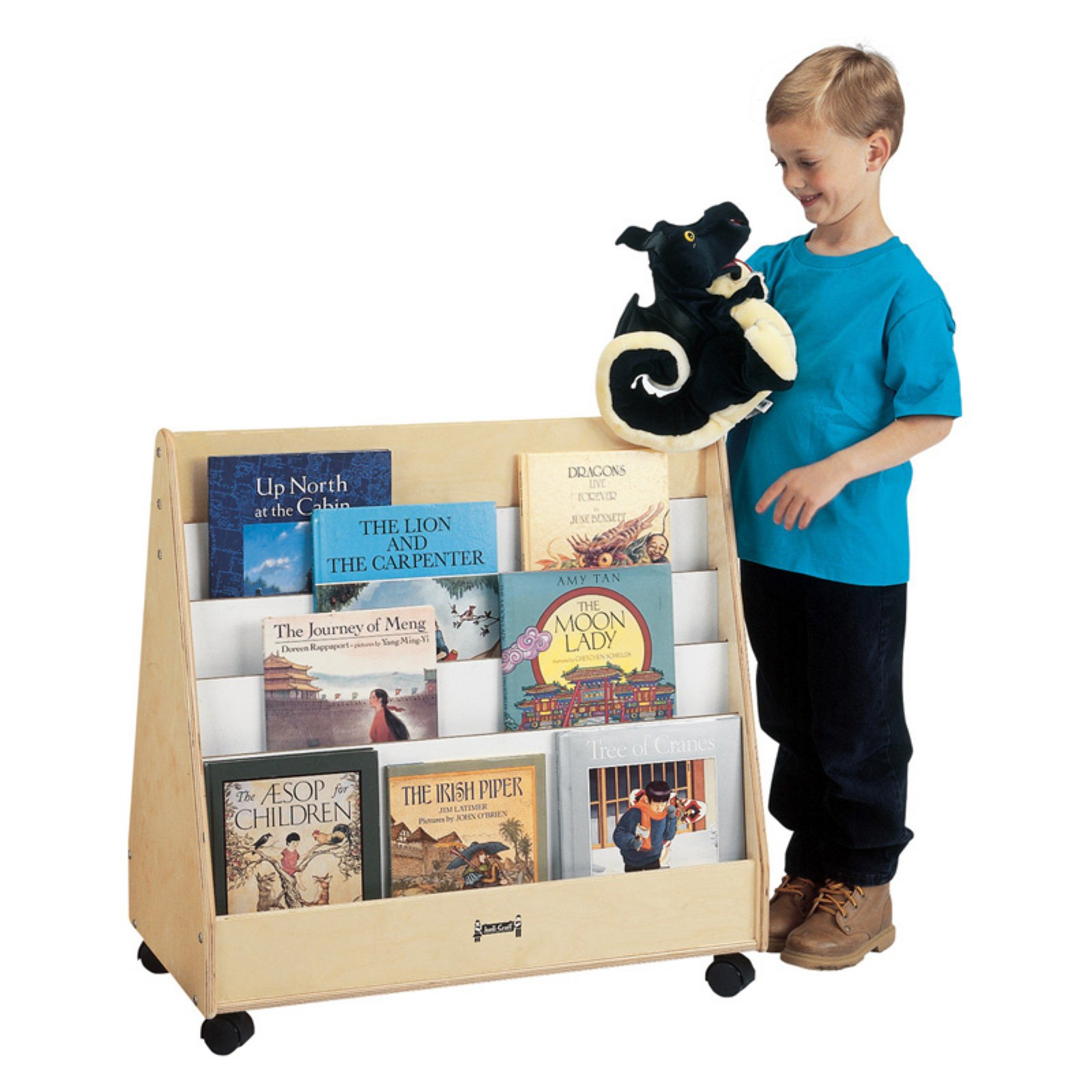 Jonti-Craft Pick-a-Book Stand Bookcase