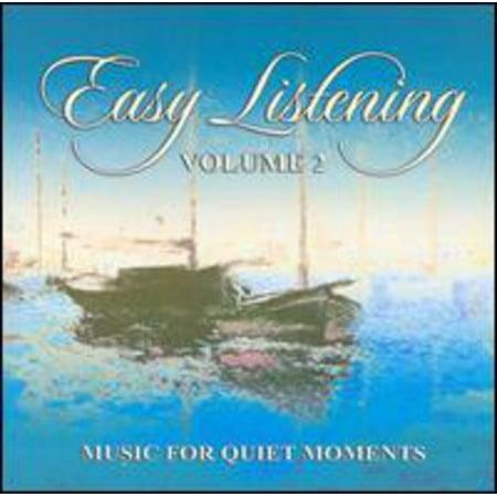 Easy Listening 2 (CD) (Best Easy Listening Artists)