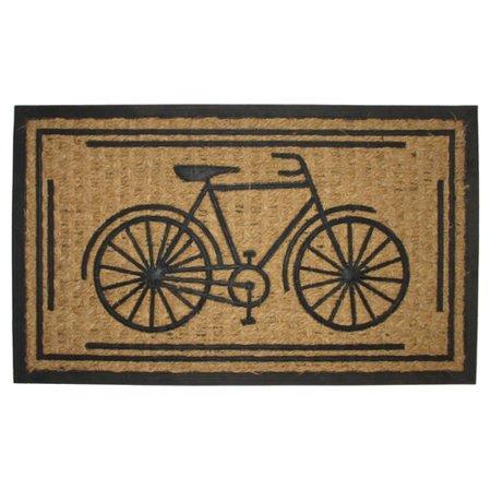 Imports Decor Bike Doormat ()