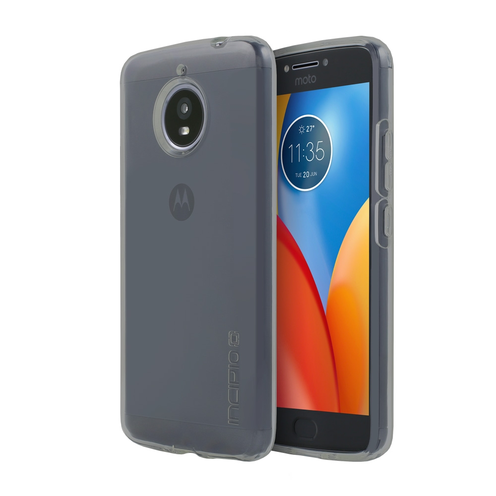 Incipio NGP Pure Motorola Moto E4 Plus with Clear, Shock-Absorbing Polymer Material for Motorola Moto E4 Plus -