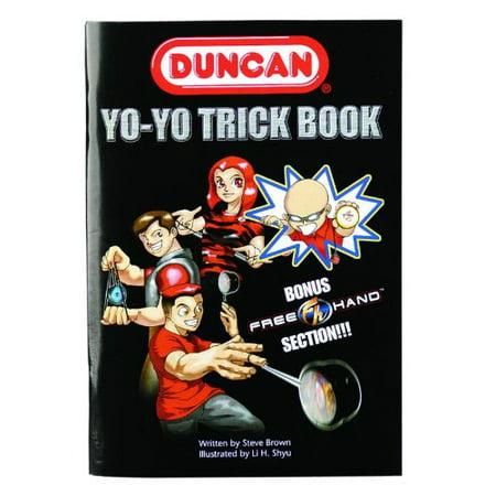 Yo Yo Trick Book (Yo Yo Trick Book, Features over 60 tricks By)