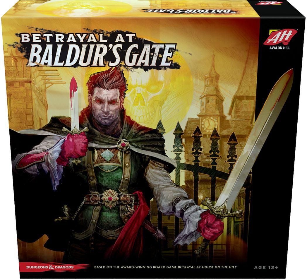 Betrayal at Baldur's Gate by Avalon Hill