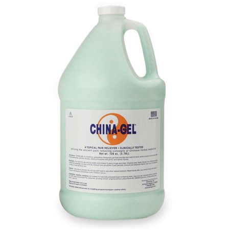 (China-Gel Gallon 128 oz No Pump White)