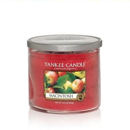 Yankee Candle Medium 2 Wick Tumbler Candle  Macintosh