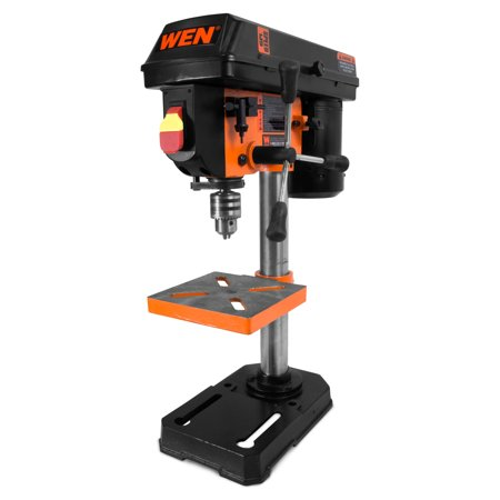 WEN 8-Inch 5-Speed Drill Press, 4208 (Head Drill Press)