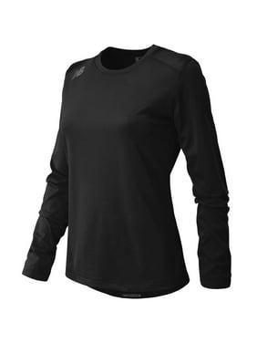 5f910ef1cbcae Product Image New Balance Women's Long Sleeve Workout Tech Tee Shirt