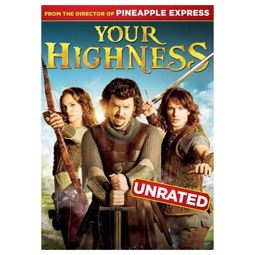 Your Highness (Unrated) (2011)