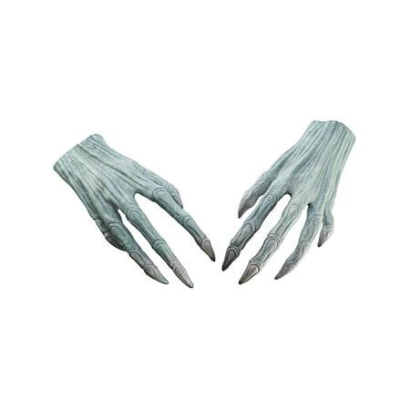 Halloween Stranger Things Demogorgon's Deluxe Latex Hands - Halloween Latex Appliances