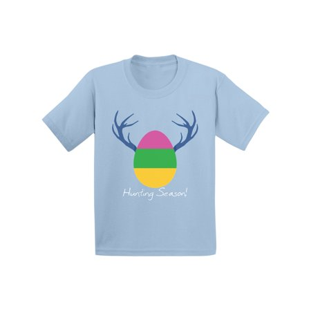 Awkward Styles Hunting Season Toddler Shirt Easter T Shirt Kids Easter Egg Shirt for Toddler Kids Easter Outfit for Toddler Girls Easter Hunt Shirt for Toddler Boys Funny Easter Gifts for Kids](Nun Outfits For Sale)
