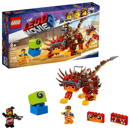 LEGO The LEGO Movie 2 Ultrakatty & Warrior Lucy! 70827