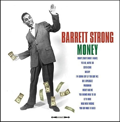 Very Best Of Barrett Strong (Green Vinyl)