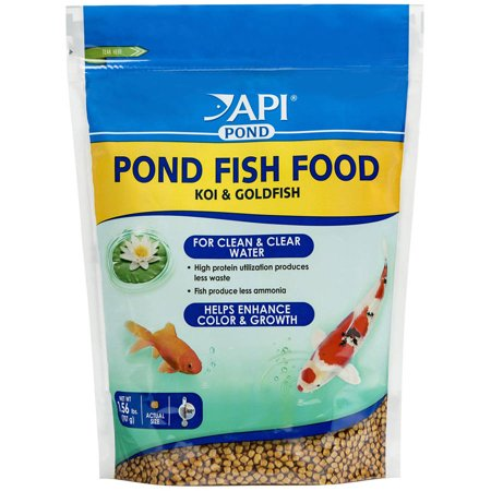 Api Aquarium Pharmaceuticals Inc 198D 1 56 Lbs Pond Fish Food