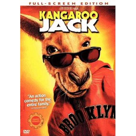 Kangaroo Jack (Other) (Kangaroo Jack Dvd)