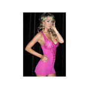 Pink Josephine Babydoll 1201 Pink