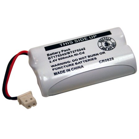 Replacement VTech CS6129 / CS6129-41 NiCd Cordless Phone Battery ()