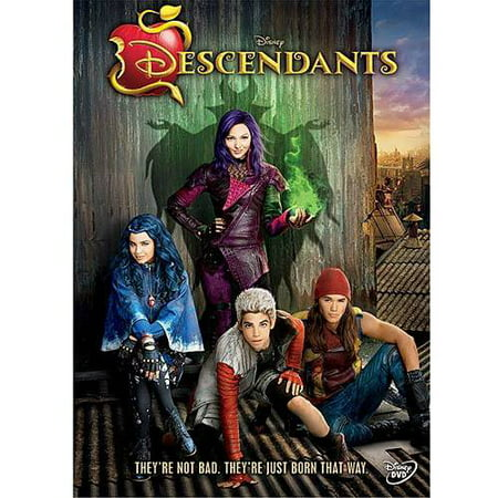Disney Descendants (DVD) - Halloween Movie Disney