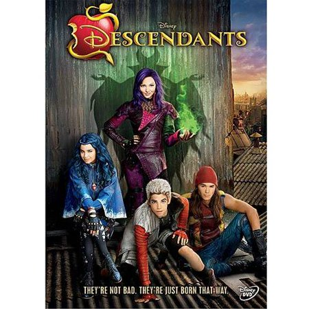 Disney Descendants (DVD)](List Of Disney Channel Original Movies Halloween)