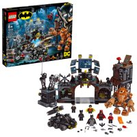 Deals on LEGO Super Heroes Batcave Clayface Invasion Batman DC Toy