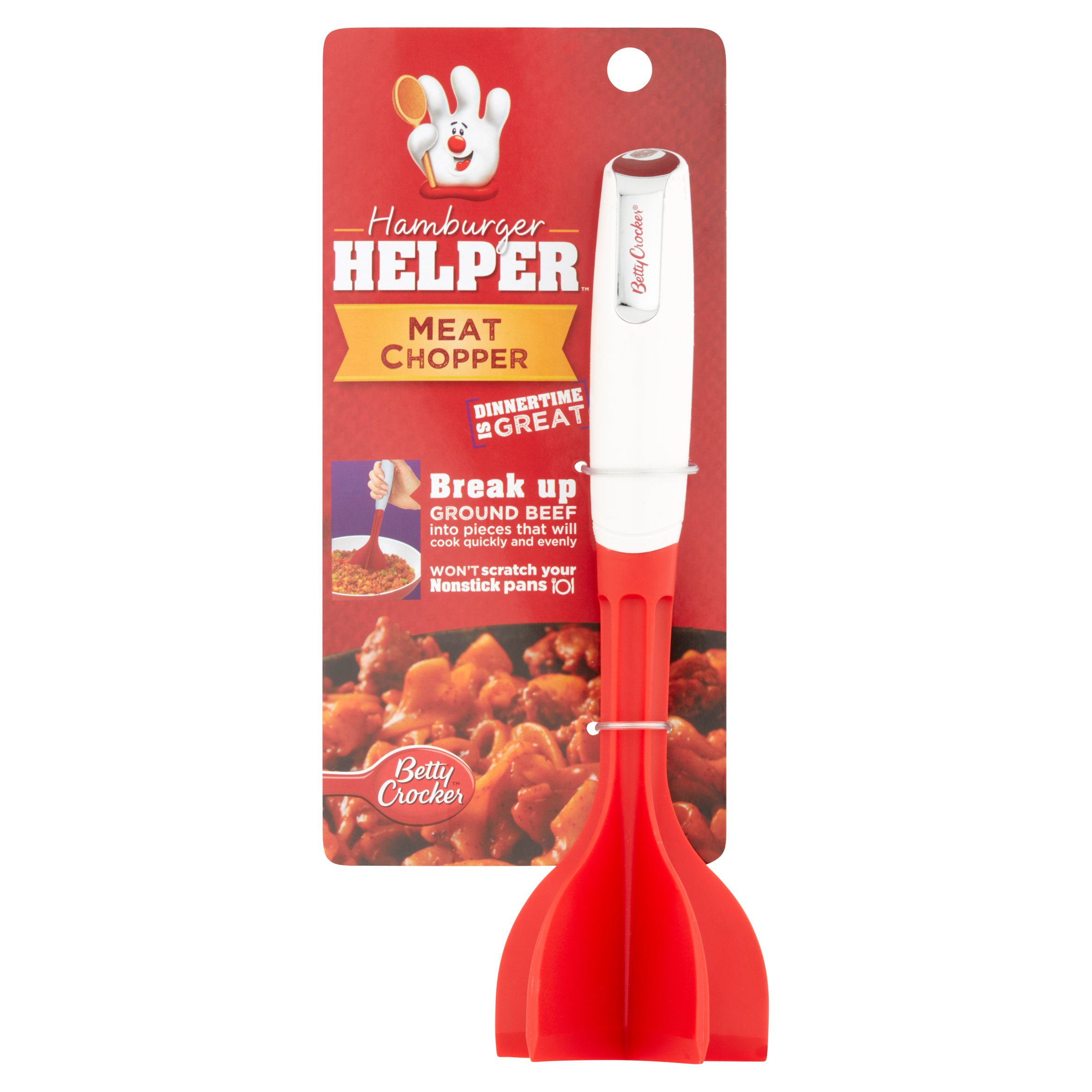 Betty Crocker Hamburger Helper Meat Chopper by Bradshaw International, Inc.