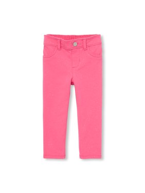 5412f1ae51792 Product Image The Children's Place Sparkle Knit Jeggings (Baby Girls &  Toddler ...