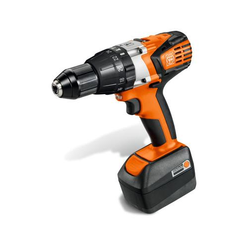 Fein 71040561090 14V Cordless Lithium-Ion 2-Speed Hammer Drill Driver