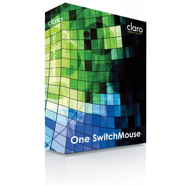 Claro One SwitchMouse -Software by Claro Software