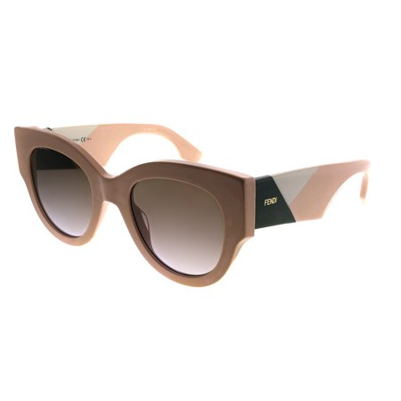 Fendi Fendi Facets FF0264 35J Women's Cat-Eye Sunglasses