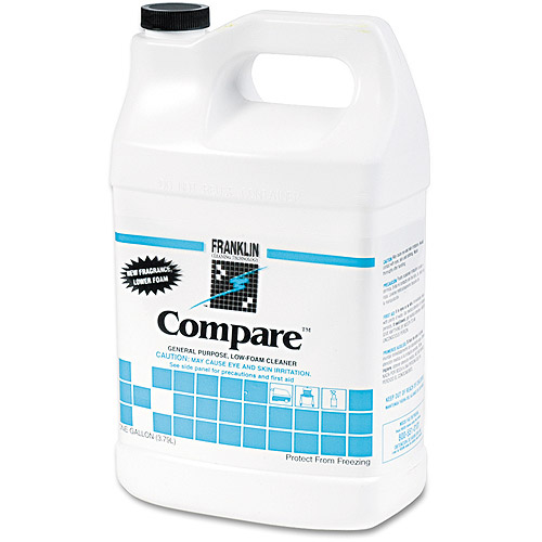Franklin Cleaning Technology Compare General Purpose Low-Foam Cleaner, 1 gal