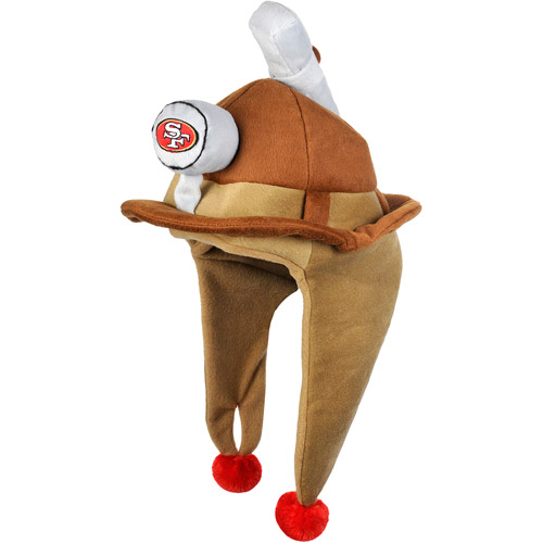 San Francisco 49Ers 2012 Mascot Short Thematic Hat