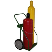 Saf-T-Cart 339-870-14B Box Cart With 24 in. Cylindercap