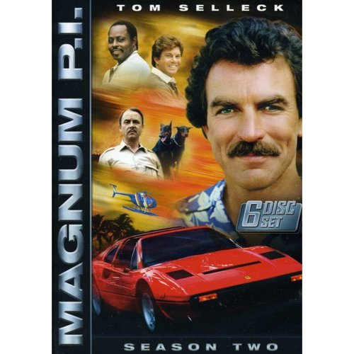 Magnum P.I.: The Complete Second Season (DVD)