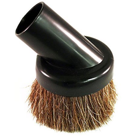 Deluxe Wall Brush (Deluxe Universal Replacement Dusting Dust Brush Black (1 Brush) )